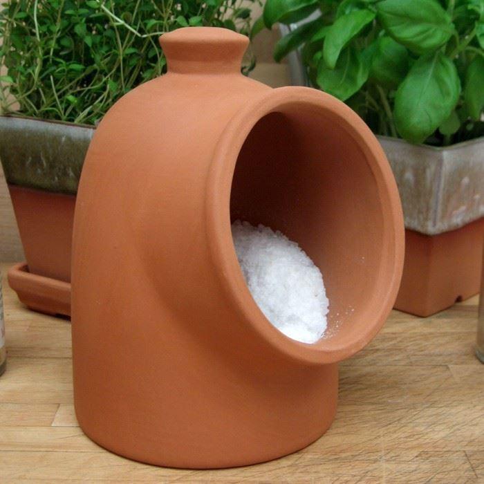 Salt Pig | Weston Mill Pottery UK