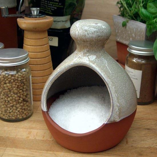 Picture of Salt Piglet - Mushroom Glaze