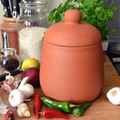 Picture of Terracotta Tandoori Pot