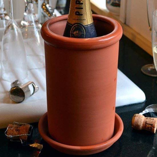 Picture of Terracotta Wine Cooler Round