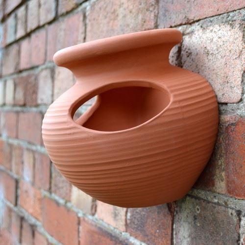 Strawberry Jar Wall Pot | Weston Mill Pottery UK