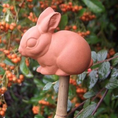 Picture of Rabbit Cane Topper (Set of 3)