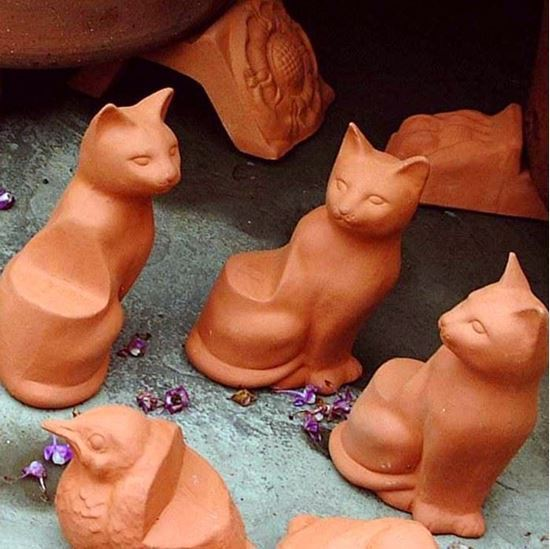 Picture of Cat Pot Feet (Set of 3)