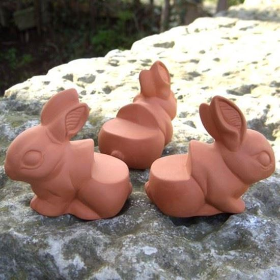 Picture of Rabbit Pot Feet (Set of 3)