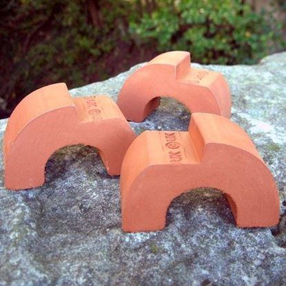 Picture of Art Deco Pot Feet (Set of 3)