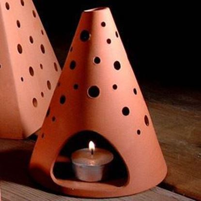 Picture of Cone Table Lanterns
