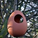 Picture of Egg Hanging Bird Feeder