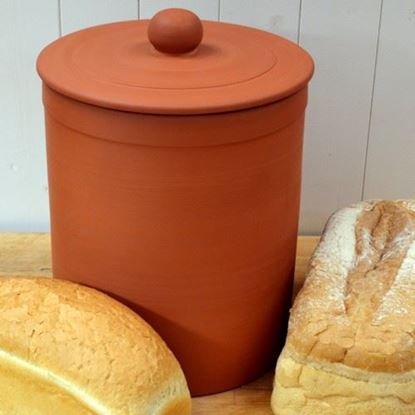 Picture of Terracotta Bread Crock