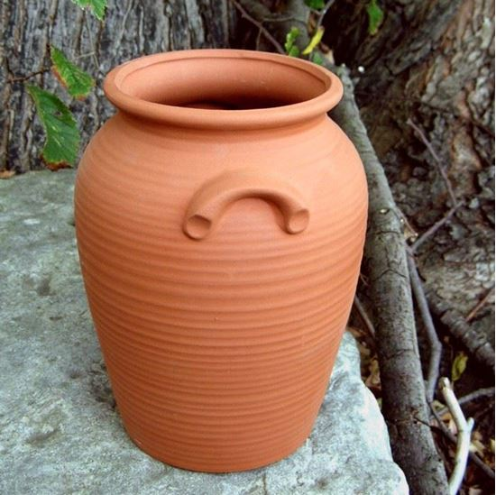 Picture of Terracotta Urn - Planter / Water feature Pot