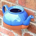 Picture of Teapot Wall Pot (Terracotta)