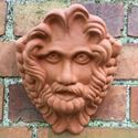 Picture of Wall Pot Bacchus