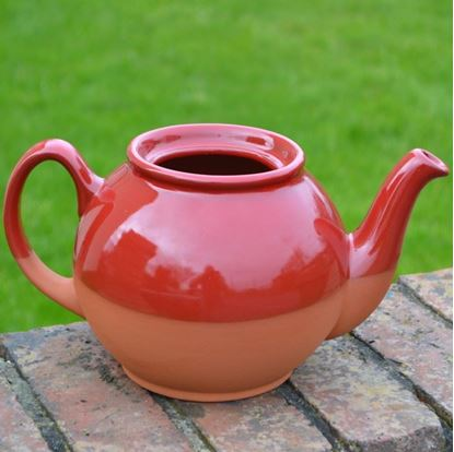 Picture of Teapot Planter Large - Red